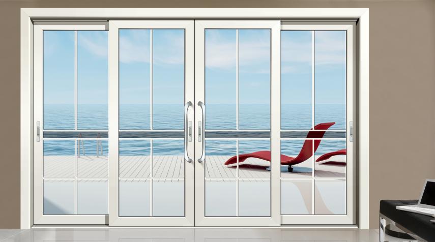 门窗 中空玻璃推拉门
